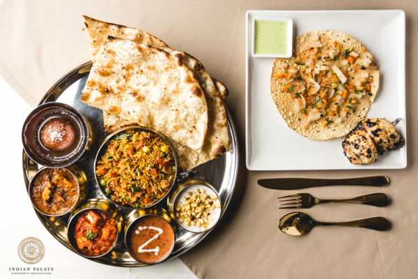 TRADITIONAL & AUTHENTICATE INDIAN FOOD