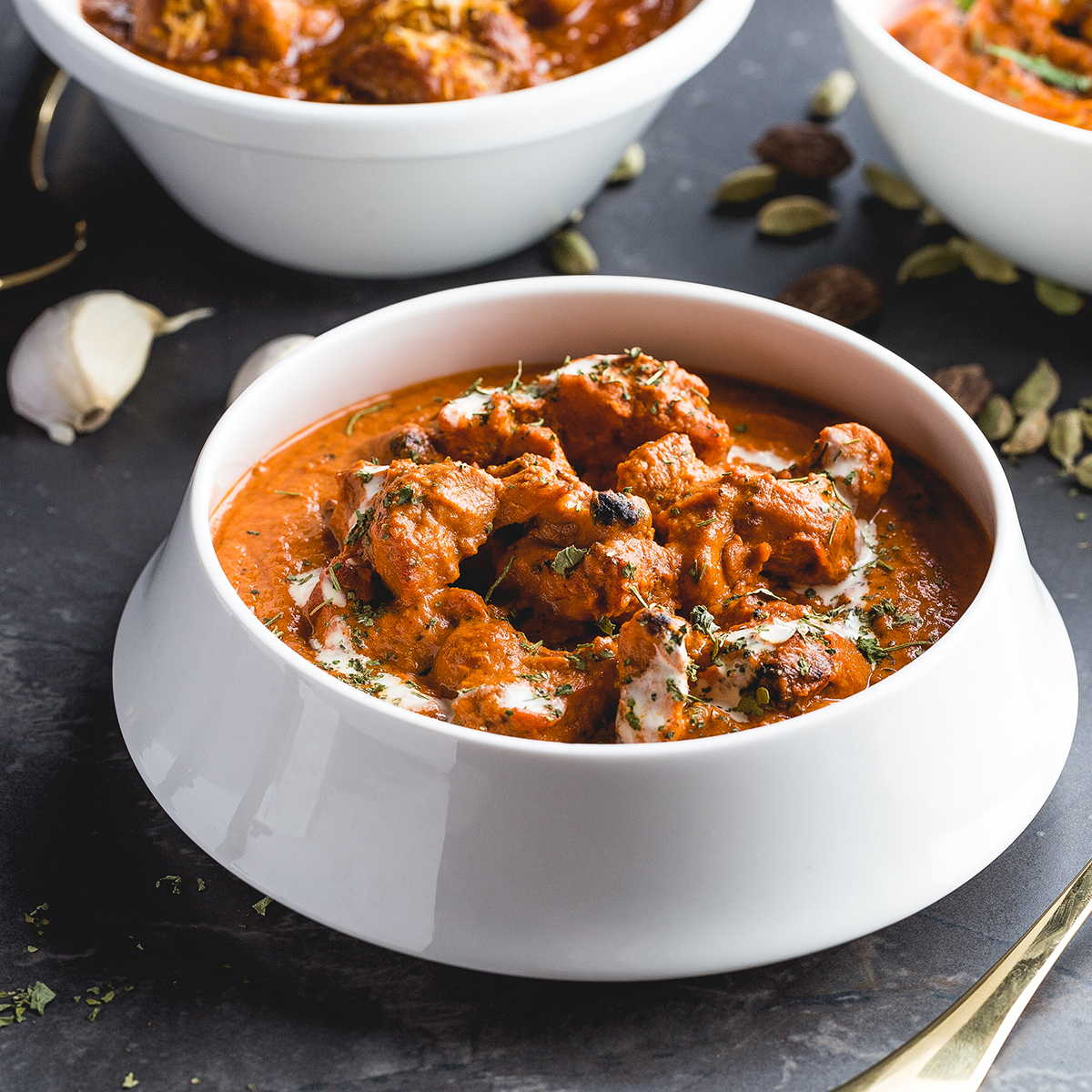 THE STORY OF HUGELY POPULAR BUTTER CHICKEN