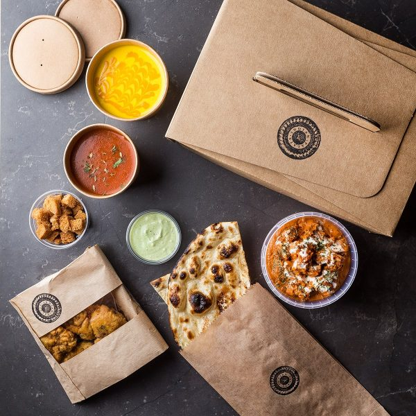 INDIAN PALATE – HOME DELIVERY EXPERIENCE