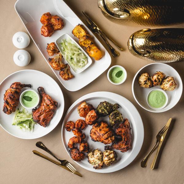 Chicken Tikka OR Chicken Tandoori: A comparative study